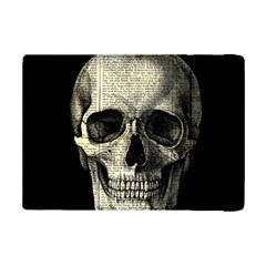 Newspaper Skull Ipad Mini 2 Flip Cases