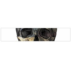 American Flag Skull Flano Scarf (large)