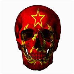 Russian Flag Skull Canvas 20  X 20   by Valentinaart