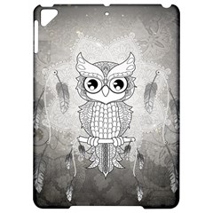 Wonderful Owl, Mandala Design Apple Ipad Pro 9 7   Hardshell Case by FantasyWorld7