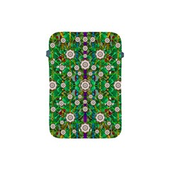 Pearl Flowers In The Glowing Forest Apple Ipad Mini Protective Soft Cases by pepitasart