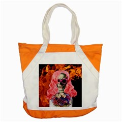 Bride From Hell Accent Tote Bag