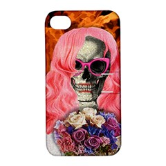 Bride From Hell Apple Iphone 4/4s Hardshell Case With Stand by Valentinaart