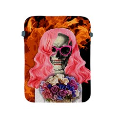 Bride From Hell Apple Ipad 2/3/4 Protective Soft Cases by Valentinaart