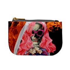 Bride From Hell Mini Coin Purses
