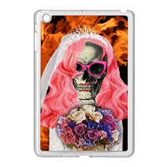 Bride From Hell Apple Ipad Mini Case (white) by Valentinaart