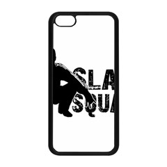 Slav Squat Apple Iphone 5c Seamless Case (black) by Valentinaart