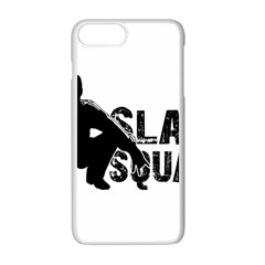 Slav Squat Apple Iphone 7 Plus White Seamless Case by Valentinaart
