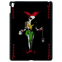 Joker  Apple Ipad Pro 9 7   Black Seamless Case by Valentinaart