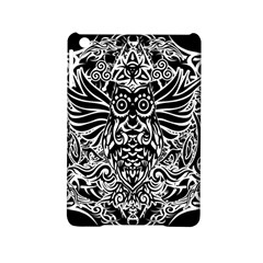 Tattoo Tribal Owl Ipad Mini 2 Hardshell Cases by Valentinaart