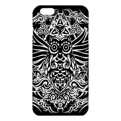 Tattoo Tribal Owl Iphone 6 Plus/6s Plus Tpu Case by Valentinaart