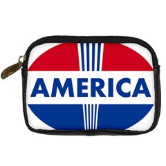 America  Digital Camera Cases by Colorfulart23