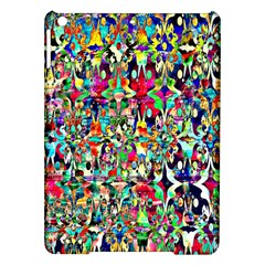 Psychedelic Background Ipad Air Hardshell Cases by Colorfulart23