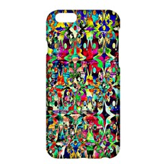 Psychedelic Background Apple Iphone 6 Plus/6s Plus Hardshell Case by Colorfulart23