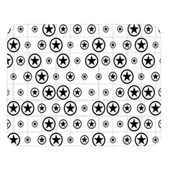 Army Stars Double Sided Flano Blanket (large)  by linceazul