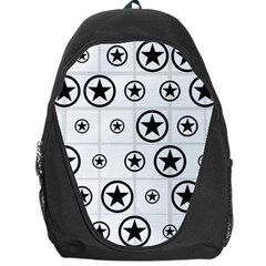 Army Stars Backpack Bag by linceazul