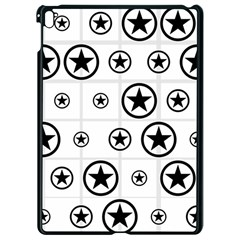 Army Stars Apple Ipad Pro 9 7   Black Seamless Case by linceazul