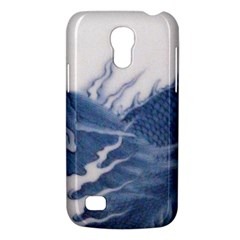 Blue Chinese Dragon Galaxy S4 Mini by paulaoliveiradesign