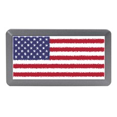 Flag Of The United States America Memory Card Reader (mini) by paulaoliveiradesign
