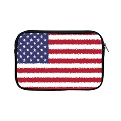 Flag Of The United States America Apple Ipad Mini Zipper Cases by paulaoliveiradesign