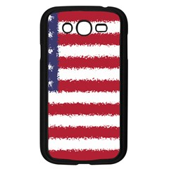 Flag Of The United States America Samsung Galaxy Grand Duos I9082 Case (black) by paulaoliveiradesign