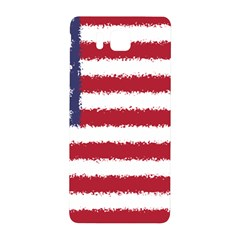 Flag Of The United States America Samsung Galaxy Alpha Hardshell Back Case by paulaoliveiradesign