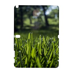Green Grass Field Galaxy Note 1 by paulaoliveiradesign
