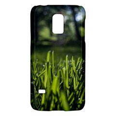 Green Grass Field Galaxy S5 Mini by paulaoliveiradesign