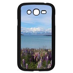 Lake Tekapo New Zealand Landscape Photography Samsung Galaxy Grand Duos I9082 Case (black) by paulaoliveiradesign