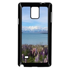 Lake Tekapo New Zealand Landscape Photography Samsung Galaxy Note 4 Case (black) by paulaoliveiradesign