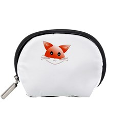 Animal Image Fox Accessory Pouches (small)  by BangZart