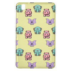 Animals Pastel Children Colorful Samsung Galaxy Tab Pro 8 4 Hardshell Case by BangZart