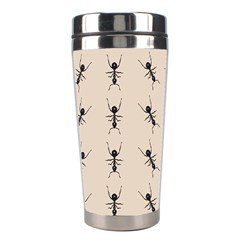 Ants Pattern Stainless Steel Travel Tumblers by BangZart