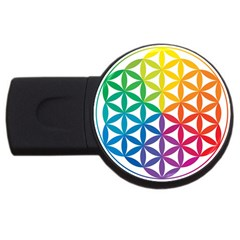 Heart Energy Medicine Usb Flash Drive Round (4 Gb) by BangZart
