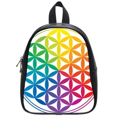 Heart Energy Medicine School Bags (small)  by BangZart