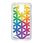 Heart Energy Medicine Samsung Galaxy S5 Case (White) Front