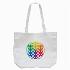 Heart Energy Medicine Tote Bag (white) by BangZart