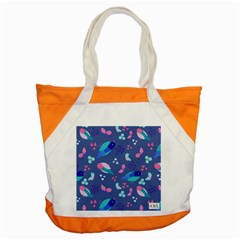 Birds And Butterflies Accent Tote Bag by BangZart