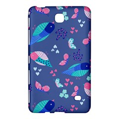 Birds And Butterflies Samsung Galaxy Tab 4 (7 ) Hardshell Case  by BangZart