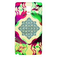 Several Wolves Album Galaxy Note 4 Back Case