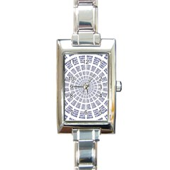 Illustration Binary Null One Figure Abstract Rectangle Italian Charm Watch by BangZart