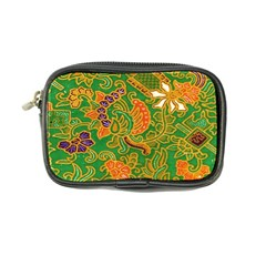 Art Batik The Traditional Fabric Coin Purse by BangZart
