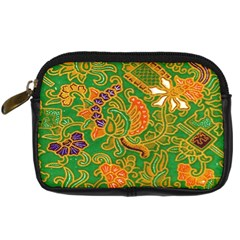 Art Batik The Traditional Fabric Digital Camera Cases by BangZart