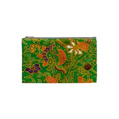 Art Batik The Traditional Fabric Cosmetic Bag (small)  by BangZart