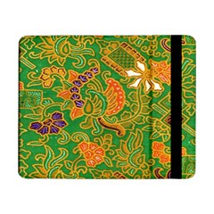 Art Batik The Traditional Fabric Samsung Galaxy Tab Pro 8 4  Flip Case by BangZart
