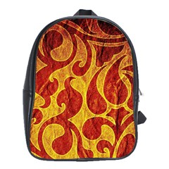 Abstract Pattern School Bags(large)  by BangZart