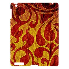 Abstract Pattern Apple Ipad 3/4 Hardshell Case by BangZart