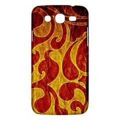 Abstract Pattern Samsung Galaxy Mega 5 8 I9152 Hardshell Case  by BangZart