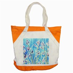 Art Batik Flowers Pattern Accent Tote Bag by BangZart
