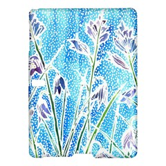 Art Batik Flowers Pattern Samsung Galaxy Tab S (10 5 ) Hardshell Case  by BangZart